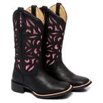 Bota Texana Feminina Mangalarga Cheyenne