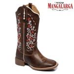 Bota Texana Feminina Mangalarga San Antonio