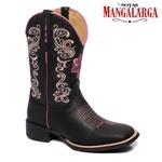 Bota Texana Feminina Mangalarga Daisy