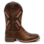 Bota Texana Masculina Mangalarga Fort Worth