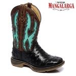 Bota Texana Masculina Mangalarga McAllen