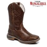 Bota Texana Masculina Mangalarga McAllen Alligator