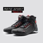 Moto Spirit Tech 3 Preto Vermelho
