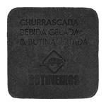 BOLACHA DE CHOPP QUADRADA CHURRASCADA