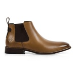 BOTINA MASCULINA LATEGO SALERS PREMIUM TAN BROWN