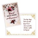 Cartão Alegrias