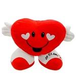 Coração abraços