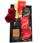 Lindt e Chandon