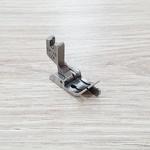 Calcador para pesponto 1/4 lado direito - máq. industrial