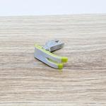 Calcador Teflon para máq. industrial (verde)