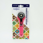 Cortador Circular manual com trava 45mm - Pink