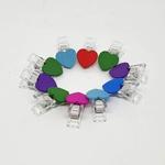Prendedor Pequeno de Patch coração (com 10 unidades)