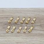 Cursor Simples No.5 - Dourado (pacte com 10 unidades)