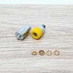 Matriz para botão pressão 35 de metal