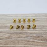 Carrapeta dourada PQ