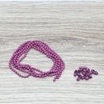 Corrente Bolinha - Pink (pacote com 1 metro)