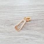 Cursor Vazado Luxo - Dourado