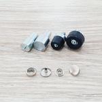 Matriz para botão pressão de metal /80
