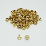 Rebite simples n° 1,5 - Dourado