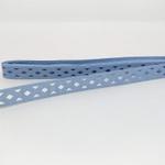 Entremeio Geométrico - Azul Claro (pcte de 10 metros)