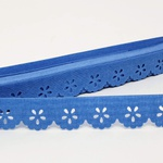 Mini Lasynha 01 cor lisa - Azul motorista