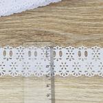 Passa-Fita com Lasynha Crochê 700 - Branca