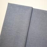 Tecido Natural Blend - Azul Marinho