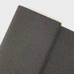 Tecido Tricoline 100% algodão Micro Poá - Preto