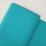 Tecido Tricoline 100% algodão Micro Poá - Verde Caribe