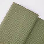 Tecido Tricoline 100% algodão Micro Poá - Verde Oliva
