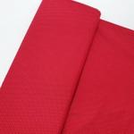 Tecido Tricoline Micro Poá - Vermelho