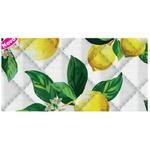 Placa de matelassê ultrassônico - Limão Siciliano G