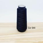 Linha para costura Resistente 2000j - cor 044 (preto)