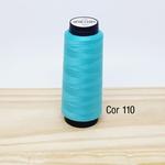 Linha para costura Resistente 2000j - cor 110 (tiffany)