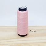 Linha para costura Resistente 2000j - cor 141 (salmão)