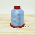 Linha para bordar Ricamare 4000mt - cor 2151 (azul claro)