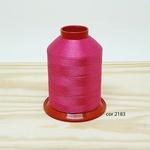 Linha para bordar Ricamare 4000mt - cor 2183 (pink)