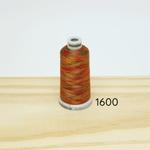 Linha matizada para bordado e quilt - cor 1600