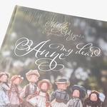 Livro My Dear Anne - Millyta Vergara