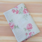 Tecido Tricoline Floral Grande Verde - (0,50cm x 1,50mt)