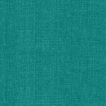Tecido Tricoline Textura - Azul esmeralda - (0,50cm x 1,50mt)