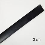Tira de Montana sintético 1.5 - Preto (3 cm)