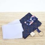 Miolo plástico para cartão - maior