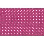 Viés Bolinha Marilda 24mm - Pink (rolo com 20 metros)