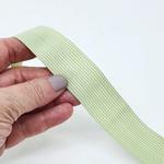 Viés Boneon 25mm - Verde Abacate claro (pacote com 10 metros)