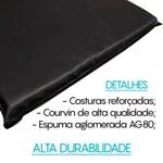 KIT 1 COLCHONETE + 1 PAR DE CANELEIRA DE 3KG | INICIATIVA FITNESS