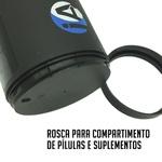COQUETELEIRA PRETA 500 ML | INICIATIVA FITNESS