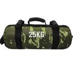 POWER BAG 25KG - CAMUFLADO   INICIATIVA FITNESS