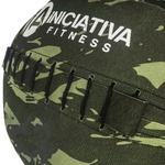 WALL BALL 22LB / 10KG - CAMUFLADO | INICIATIVA FITNESS
