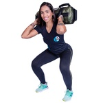 POWER BAG 15KG - CAMUFLADO | INICIATIVA FITNESS